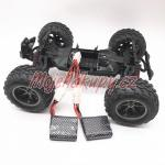 Adaptér pro 2 akumulátory pro Monster a truggy 1/ 12