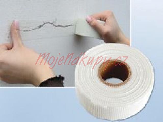 Samolepící páska na sádrokarton